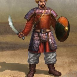Atilla the Hun Deadliest Warrior
