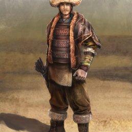 Genghis Khan Deadliest Warrior