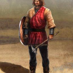 William Wallace Deadliest Warrior