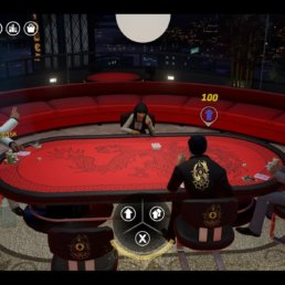 Prominence Poker game play