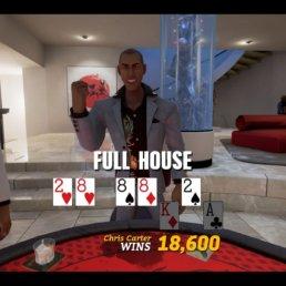 Prominence Poker full house