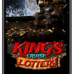 King's Cruise Lottery on iphone