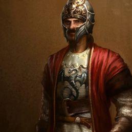 Knight from Deadliest Warrior