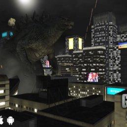 Godzilla Smash 3 screenshot