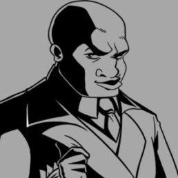 Prominence Poker character illustration